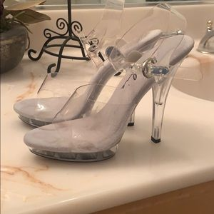 Competition heels